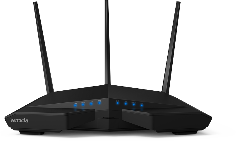 Tenda AC18 AC 1900 Smart Dual-Band Gigabit WiFi Router-Tenda