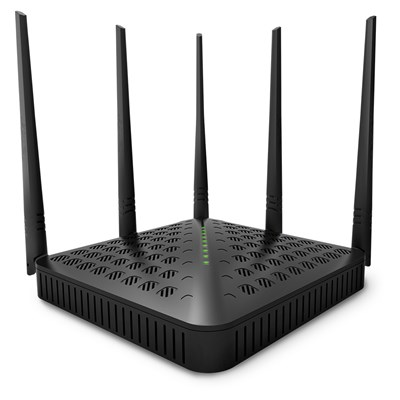 High Power Wireless AC1200 Dual-band Router