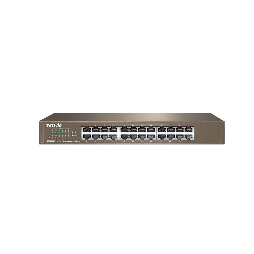 TEG1024D-Bộ chia mạng 24 cổng Gigabit để bàn/gắn trên giá