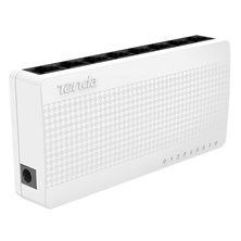 Tenda S108 8port Ethernet SwitchTendaAll For Better NetWorking