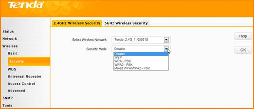 how to find ssid password